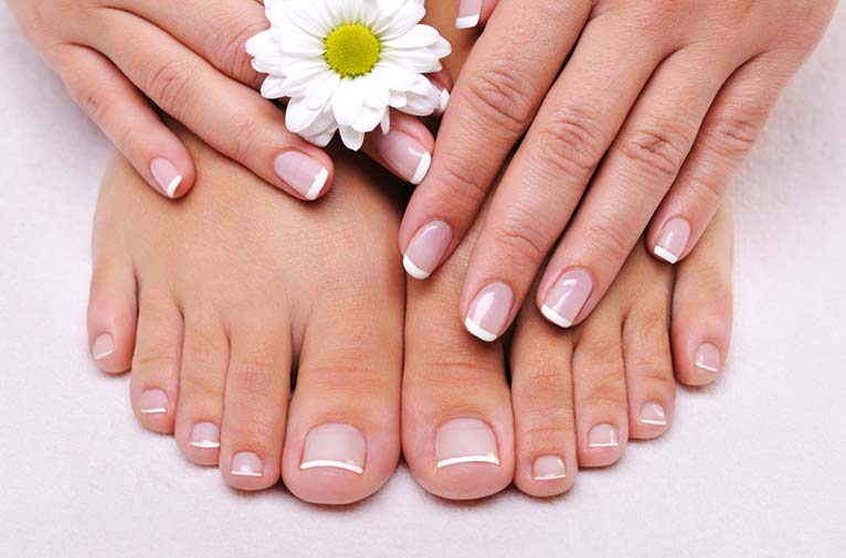 Здоровые и красивые ногти - гордость любой девушки