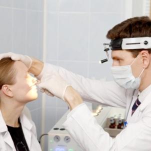 Первая помощь и лечение ожога слизистой носа