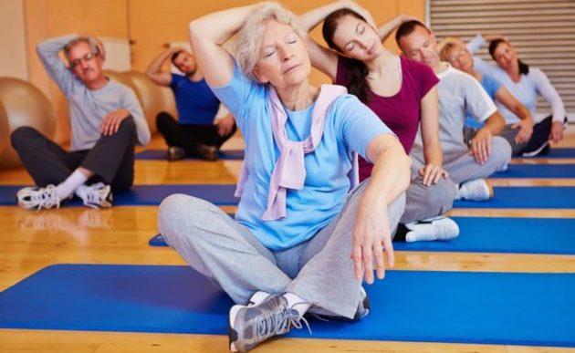 ЛФК в лечении бронхиальной астмы