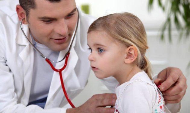 Детский аллергический бронхит