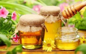 редька с медом