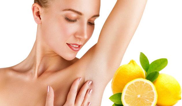 Лимон для осветления пигментации кожи