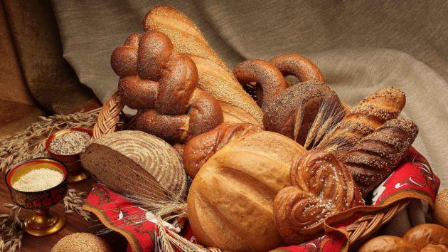 Хлебобулочные продукты