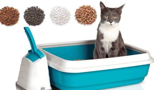 Наполнители для туалетов у животных