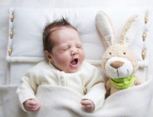 насморк у ребёнка
