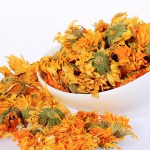 Сухие цветы календулы