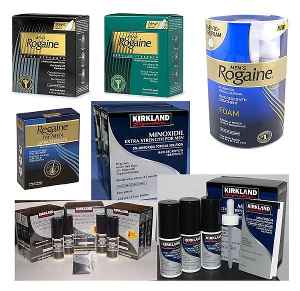 Препараты с миноксидилом