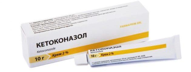 2-процентный кетоконазол