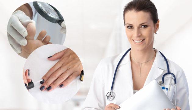 Опасна ли аллергия на гель-лак?