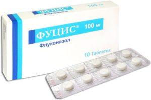 Таблетки Фуцис принимают перорально