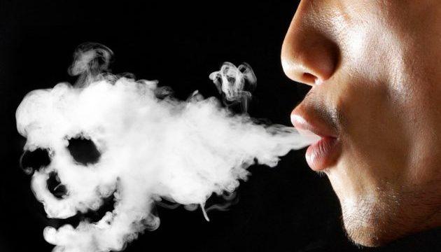 Курение признак астмы