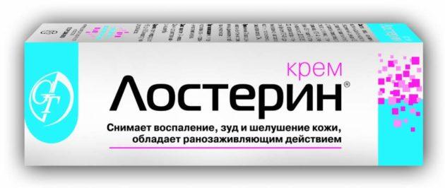 Лостерин крем