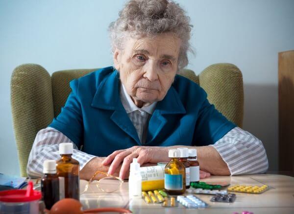 лечение старческого слабоумия