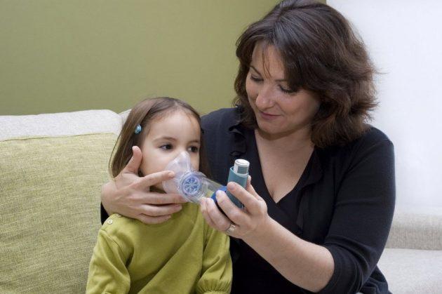 Как снять приступ астмы в домашних условиях