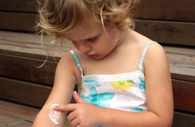 Применения в детской терапии