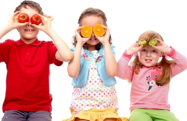 Аллергенные продукты для детей
