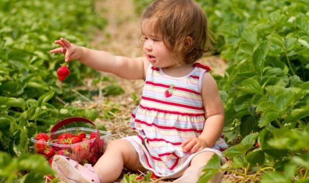Пищевая алергия у детей
