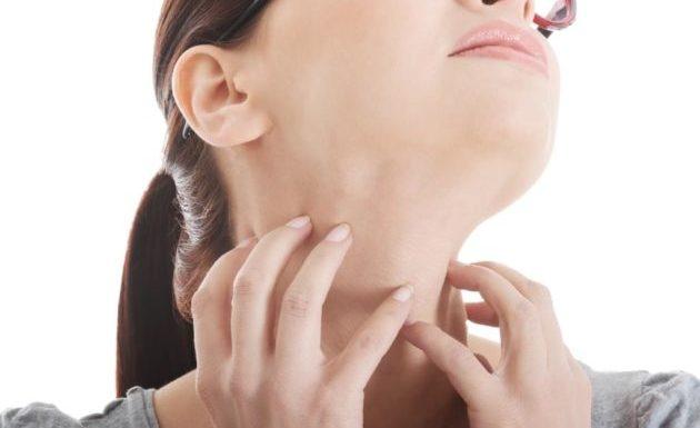 Почему чешется шея и чем это грозит?