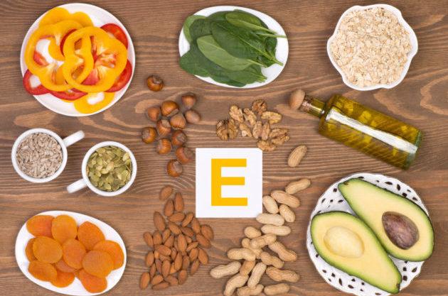 Витамин Е есть ли аллергия