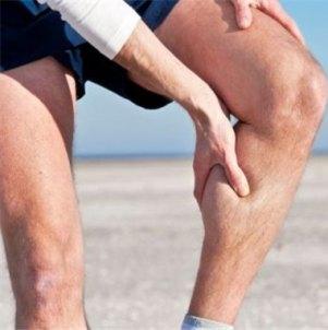 Что делать при сильном ушибе в области ноги