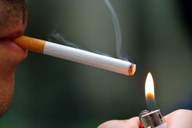 Аллергия на никотин
