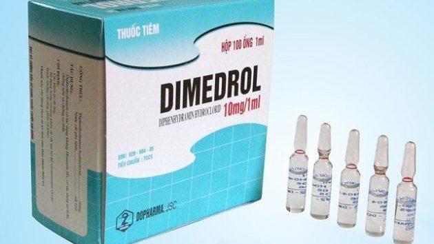 Что нужно знать о «Димедроле»