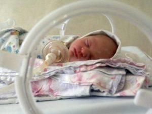 Пневмония новорожденных