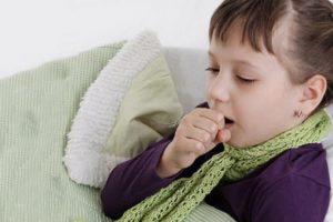 булькающий кашель