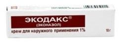 Экодакс крем от грибка