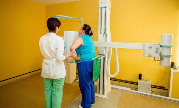 Рентген органов брюшной полости