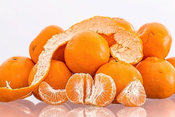 мандарины
