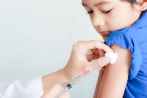 прививку от коклюша ребенку