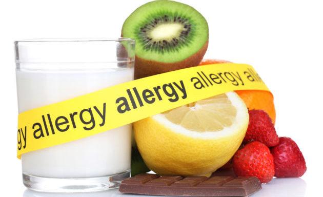 Продукты - частые аллергены